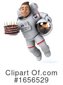Astronaut Clipart #1656529 by Julos