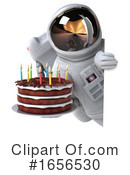 Astronaut Clipart #1656530 by Julos
