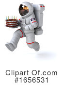 Astronaut Clipart #1656531 by Julos