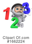 Astronaut Clipart #1662224 by Steve Young