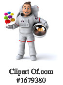 Astronaut Clipart #1679380 by Julos