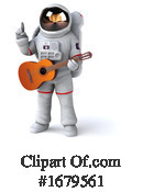 Astronaut Clipart #1679561 by Julos