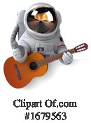 Astronaut Clipart #1679563 by Julos