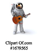 Astronaut Clipart #1679565 by Julos