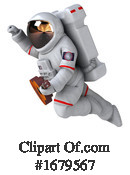 Astronaut Clipart #1679567 by Julos