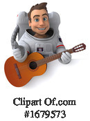 Astronaut Clipart #1679573 by Julos