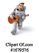 Astronaut Clipart #1679576 by Julos