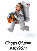 Astronaut Clipart #1679577 by Julos
