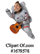 Astronaut Clipart #1679578 by Julos