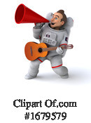 Astronaut Clipart #1679579 by Julos