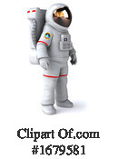Astronaut Clipart #1679581 by Julos