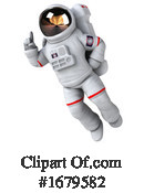 Astronaut Clipart #1679582 by Julos