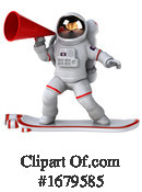 Astronaut Clipart #1679585 by Julos
