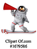Astronaut Clipart #1679586 by Julos
