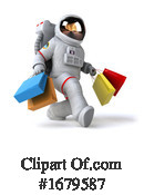 Astronaut Clipart #1679587 by Julos