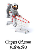 Astronaut Clipart #1679590 by Julos
