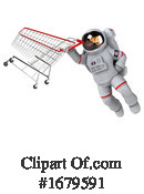 Astronaut Clipart #1679591 by Julos