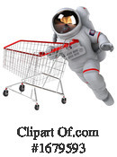 Astronaut Clipart #1679593 by Julos