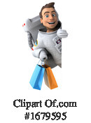 Astronaut Clipart #1679595 by Julos