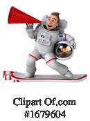 Astronaut Clipart #1679604 by Julos