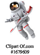 Astronaut Clipart #1679609 by Julos