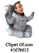 Astronaut Clipart #1679612 by Julos