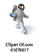 Astronaut Clipart #1679617 by Julos