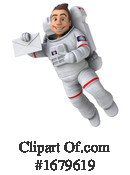 Astronaut Clipart #1679619 by Julos