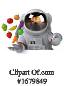 Astronaut Clipart #1679849 by Julos