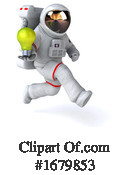 Astronaut Clipart #1679853 by Julos