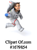Astronaut Clipart #1679854 by Julos