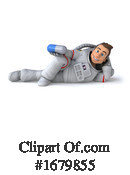 Astronaut Clipart #1679855 by Julos