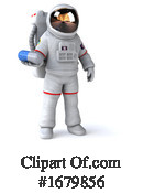 Astronaut Clipart #1679856 by Julos