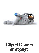 Astronaut Clipart #1679857 by Julos