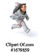 Astronaut Clipart #1679859 by Julos
