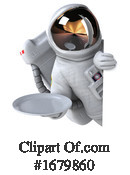 Astronaut Clipart #1679860 by Julos