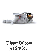 Astronaut Clipart #1679861 by Julos