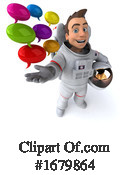 Astronaut Clipart #1679864 by Julos