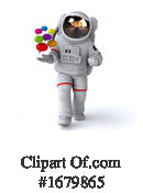 Astronaut Clipart #1679865 by Julos
