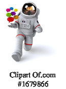 Astronaut Clipart #1679866 by Julos