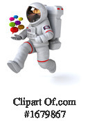 Astronaut Clipart #1679867 by Julos