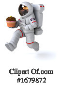 Astronaut Clipart #1679872 by Julos