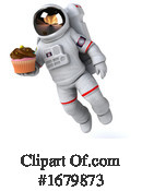 Astronaut Clipart #1679873 by Julos