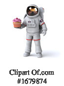 Astronaut Clipart #1679874 by Julos