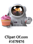 Astronaut Clipart #1679876 by Julos