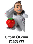 Astronaut Clipart #1679877 by Julos