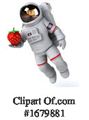 Astronaut Clipart #1679881 by Julos