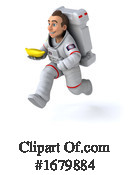 Astronaut Clipart #1679884 by Julos