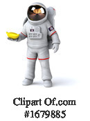 Astronaut Clipart #1679885 by Julos