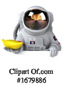 Astronaut Clipart #1679886 by Julos